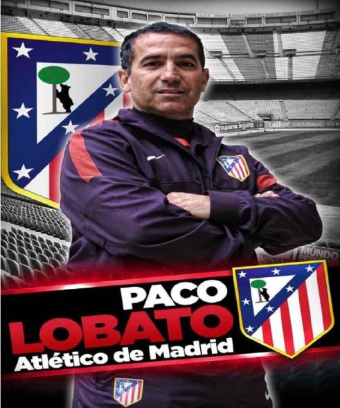 paco-lobato-entrenador-atletico-de-madrid