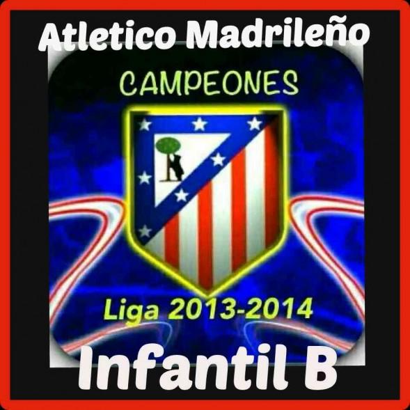 Atletico Madrileño Campeones